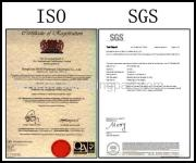 ISO & SGS