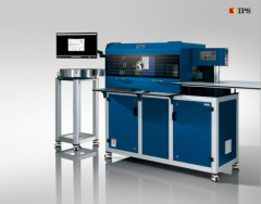 S1800 Automatic Channel Letter Bending Machine with Notching and Flanging Functions