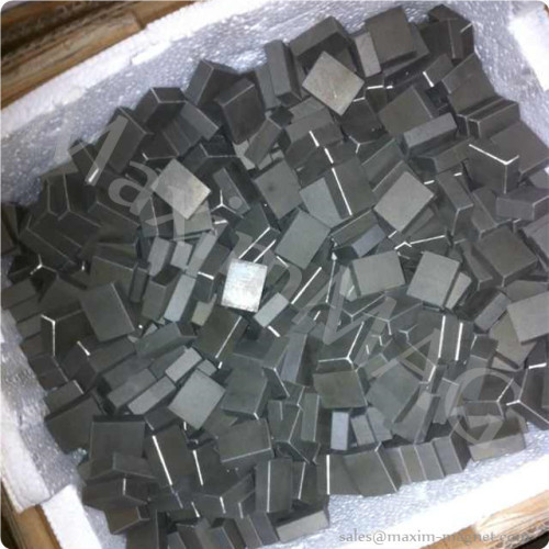 Neodymium block magnets non-coating