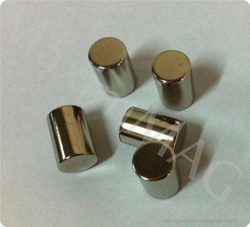 Neodymium small cylindrical magnets