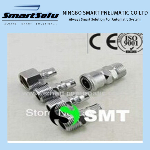 Quick Coupler Set Male Socket Connector Female and Male Plug