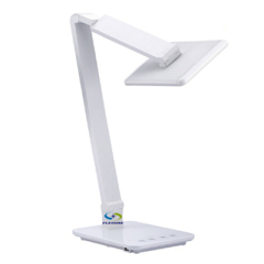 10W LED Desk Lamp in Aluminum (countless brightness dimmable)