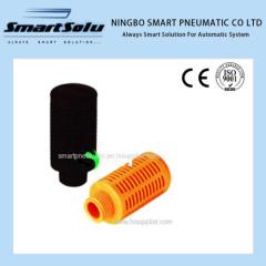 pneumatic Plastic Exhaust Muffler