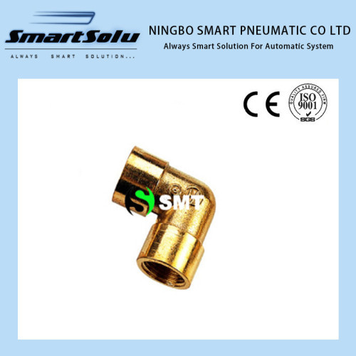 metal Brass elbow Fittings