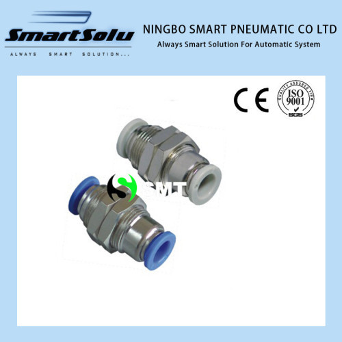 Pneumatic Plastic One Tuch Fitting