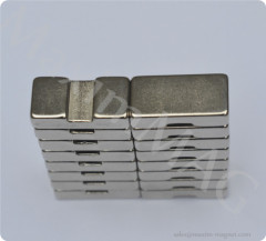 Neodymium Magnets in bridge shape