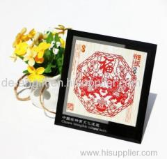 Christmas gift for old people Chinese culture traditional paper-cut/ folk arts paper cut