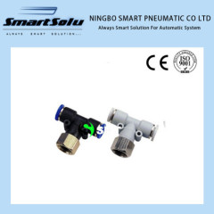 PP Plastic One Tuch Fitting