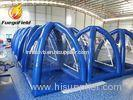 Customized Lightweight Inflatable Tent For Fishing / Isolated Patient