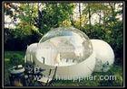 Heat Resistant Inflatable Bubble House Wearproof UV Protective