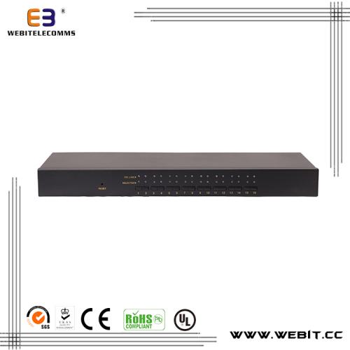 16 ports rack VGA KVM