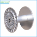 High density aluminum warp beam