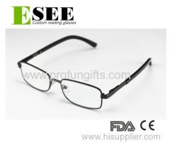 2016New style Men's Metal Reading glasses