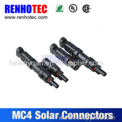 High Quality MC4 Solar PV Connector Apply To Solar System Connection