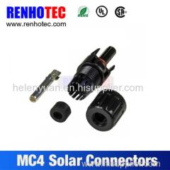 solar connector MC4 connector solar panels connector with TUV/UL
