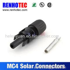 IP68 MC4 solar connector