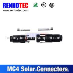 Dosin MC4 solar connector apply to solar system connection
