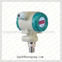 flange connection pressure transmitter