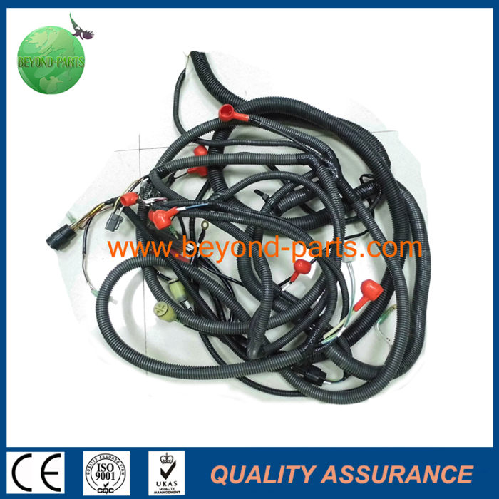 Hitachi excavator wire harness for sale from china