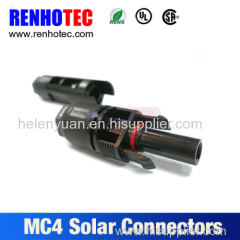 Solar adapter connector with UL solar cable connector MC4 best selling in 2015