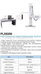High Frequency Digital radiography X-way system