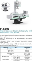 High Frequency Digital Fluorocopy X-way system