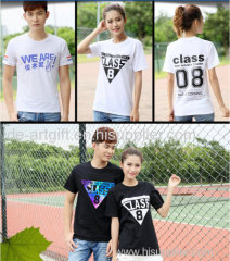 Customzied T shirt with Fashionable LOGO