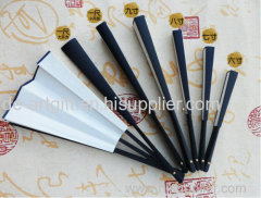 custom chinese bamboo hand fan wedding fan