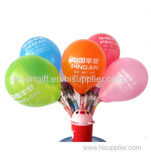 100% nature latex balloons for party decoration balloons for Christmas