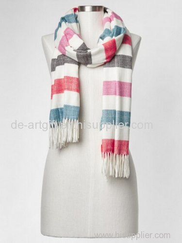 colorful fashion ladies scarf with free sample
