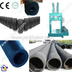 Scrap Rubber hydraulic baling press machine