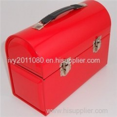 Medicine Storage Tin Box