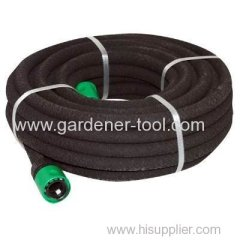 50FT Lawn Water Soaker Hose Pipe