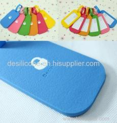 Silicone tag Customzied tag