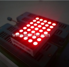 Ultra Red 5 x 7 LED de matriz de puntos LED de 3 mm de visualización de indicador de posición Ascensor