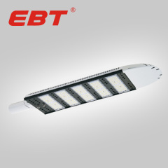 Modular design CE ROSH 110lm/w high CRI80 long lifespan50000H for street light