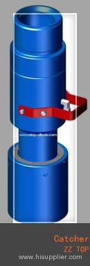 Wireline pressure control Tool catcher