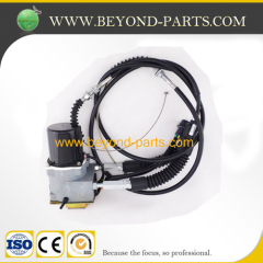 CAT 312 excavator parts caterpillar E312 throttle motor 157-3177