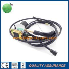 caterpillar E320 320 accelerator motor 7y-5558 247-5230 double cable