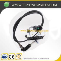 caterpillar 330C throttle motor accelerator motor