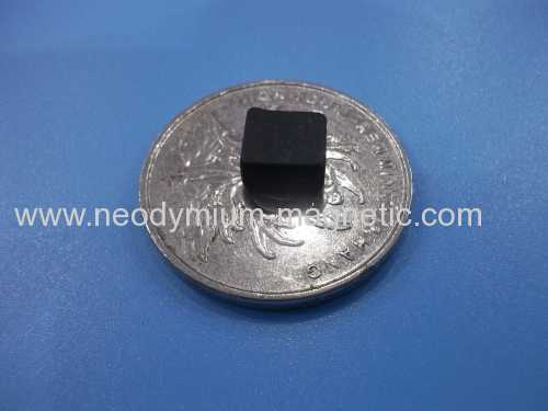 N38H Block Ndfeb Neodymium magnets for Motors