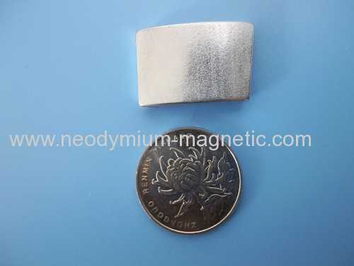 N38UH N35EH Permanent ndfeb neodymium magnet of electric vehicle/hybrid electric vehicle