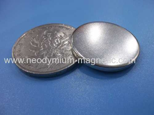 rare earth N35 disc ndfeb magnet with strict tolerance