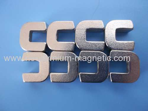N35 SPECIAL-SHAPED Permanent Neodymium magnet