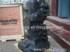 komatsu excavator main pump
