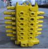 komatsu excavator main valve