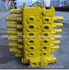 komatsu excavator hydraulic valve