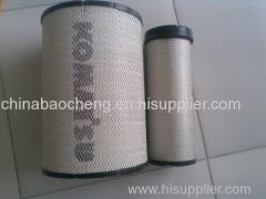komatsu air filter and hydraulic filter