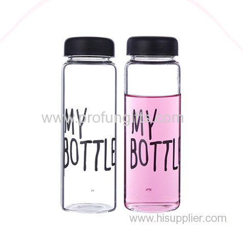 Promotion Gift heat - resistant water Bottle