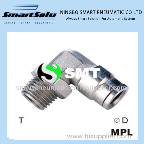 Camozzi style push-in Fittings